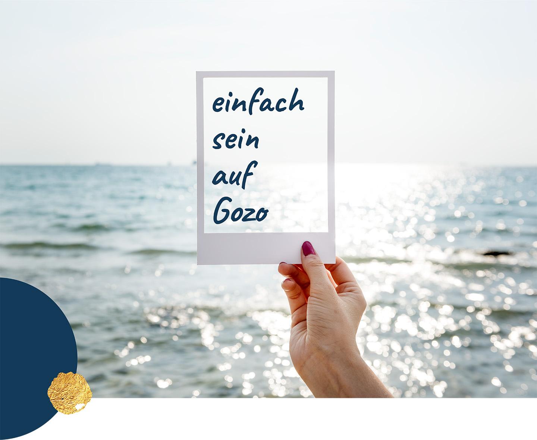 Vayana - einfach sein - Portfolio Titelbild - meine Angebote - Seminar Einfach sein auf Gozo - das Energetiker Retreat