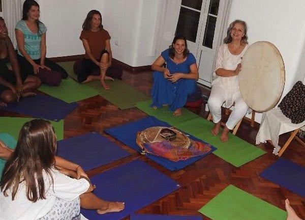 Vayana heiler- & Intuitionstrainer Ausbildung - Teilnehmer der Gruppe am Seminar für spirituelles Wachstum