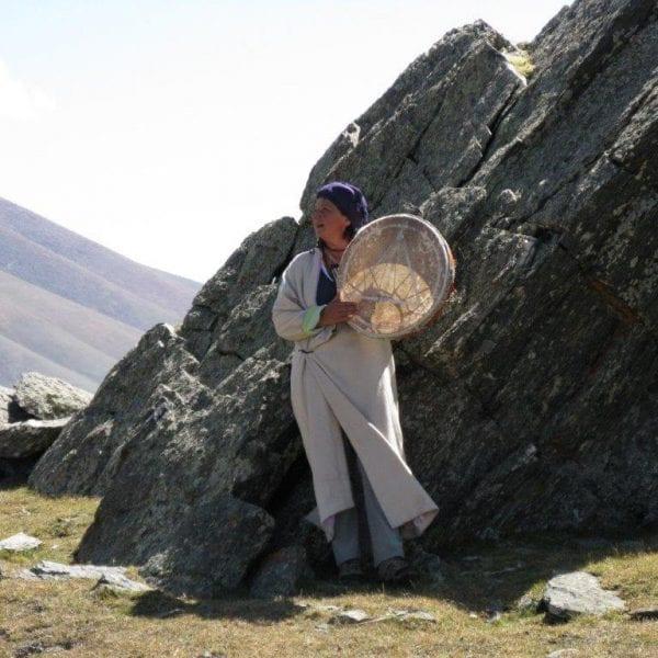 Vayana Josefine in der Mongolei